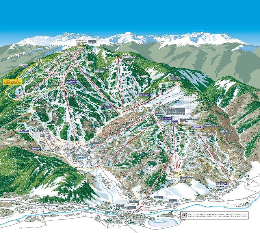 Copper Mountain Ski Vacations Copper Mountain Ski